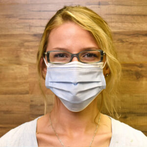3-Ply Protective Mask - ASTM Lvl 1 | $5.00 per Box of 50!