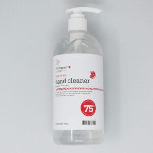 16.9 oz Hand Sanitizer with PUMP - 75% EToH - Gel