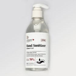 10.14 oz Hand Sanitizer with PUMP - 70% EToH - Gel