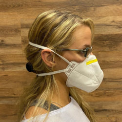 NIOSH - Harley- Approved N95 Filtering Face-piece Respirator