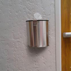 Zehn X Sanitizing Wipes Wall Mount Dispenser